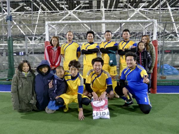 蹴り納め -Championship- 2011 SBクラス