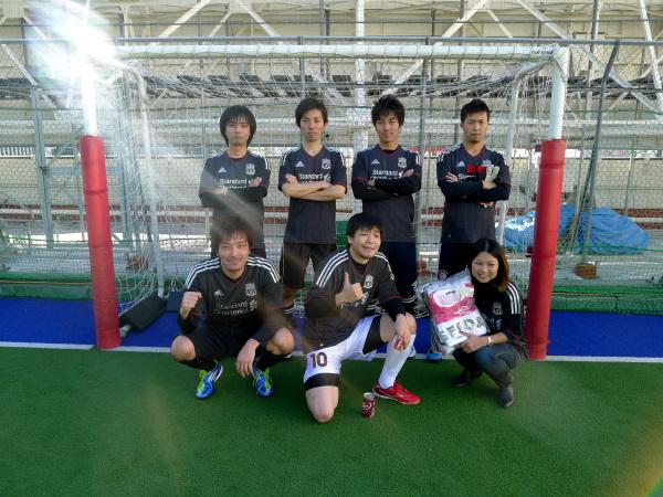蹴り納め -Championship- 2011 UBクラス