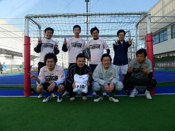 初蹴り大会☆2013 UBクラス