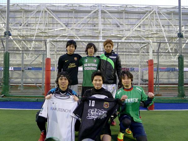 R・F・C・K x SFIDA-Cup Bクラス
