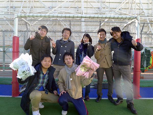 ☆初蹴り大会 2014☆UBクラス